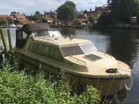 Norman 23 River cruiser boat