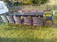 rattan chairs and tables for hire, rent for weddings, birthday parties,garden parties,any events