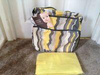 Jordan Tote baby Changing bag