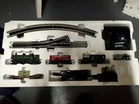 Hornby Western Master Digital train set with additional track and loco