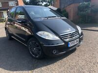 2006 MERCEDES A CLASS A180 Automatic AVANT GARDE 2.0 Diesel-FULL SERVICE HISTORY 69k Low Miles
