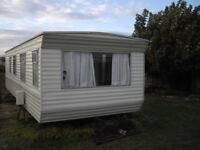 28ft 2 bedroom 1992 Static caravan in reasonable condition