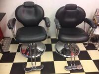 Barber/Tattoo chairs