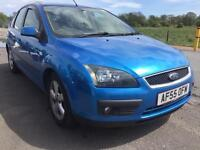 SALE! Ford Focus zetec, in best colour, long MOT ready to go