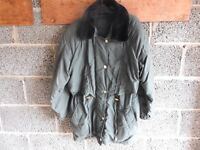 Selection of ladies coats and jackets