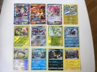 154x NEW Pokemon cards Joblot, Bundle! A lot RARE and Holo + 4x Jumbo cards gift