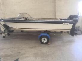 Boat Broom Speedboat