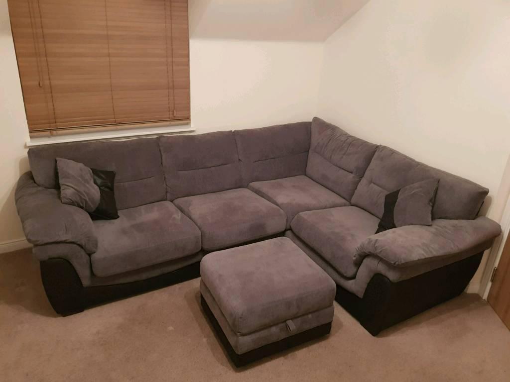Dfs Corner Sofa In Inverurie Aberdeenshire Gumtree