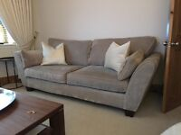 Excellent Condition: 3 + 2 Seater Sofas