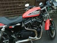 Harley davidson sportster 1200R