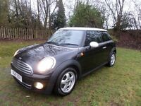 2010 MINI HATCHBACK 1.6 D **FINANCE AVAILABLE**£20 PER YEAR TAX**