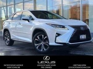 2017 Lexus RX Luxury. EXTENTED WARRANTY