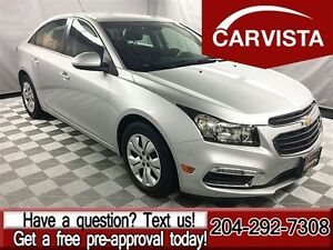 2015 Chevrolet Cruze 1LT -BACK UP CAM/ NO ACCIDENTS-