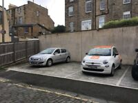 EDINBURGH CITY CENTRE PARKING SPACE EH1 - ALBANY STREET LANE - £165 PCM