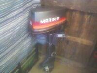 Mariner 4 short shaft 4hp outboard engine