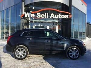 2015 Cadillac SRX Premium Collection AWD *LEATHER *VOCAL ASSIST