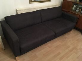 Large IKEA sofa bed. Good condition. £150 ono