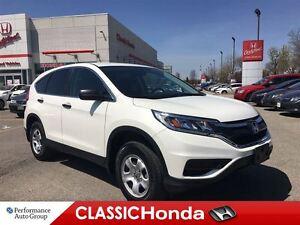 2015 Honda CR-V LX | AWD | CLEAN CARPROOF | REAR CAM | ECON |