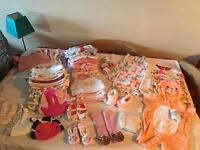 Huge bundle of baby clothes 0-3m