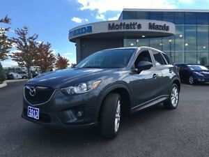 2013 Mazda CX-5 GT AWD w/ LEATHER, SUNROOF, BOSE, BACKUP CAM, BL