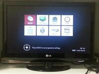 LG 22LH2000 TV - Bivolt 110/220V 60/50Hz + Remote
