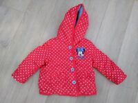 Winter bundle 9-12 months (baby girl) - like new