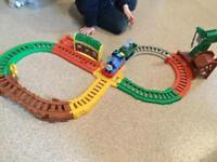 Fisher Price My First Thomas and Friends All Around Sodor Interactive Train Set