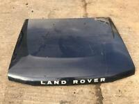 Land Rover Discovery 2 bonnet
