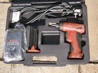 SNAP ON CORDLESS SCREWDRIVER IN SNAP ON CASE