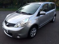2010 Nissan Note 1.4
