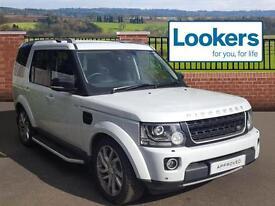 Land Rover Discovery SDV6 LANDMARK (white) 2016-06-14