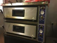 Electric Commercial Pizza Oven - Used, Keighley Area