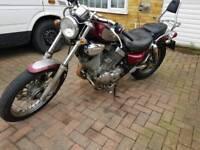 Yamaha virago 535cc