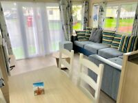 3 BED STATIC CARAVAN HAFAN Y MOR NORTH WALES NEAR GREENACRES INCLUDES 2018 & 2019 SITE FEES