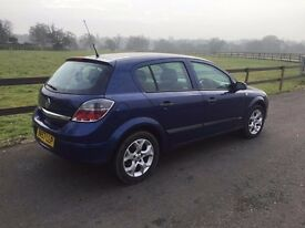 2006 Vauxhall Astra 1,3 litre diesel SPARES/REPAIRS