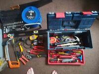 Electricians tools.
