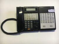 Panasonic KX-T7433/KX-T7440 DSS Console System Phone (Black) PBX