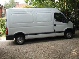 renault master mm35 dci 120 good clean condition and excelent running order £2,200 ono