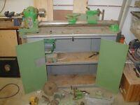 Myford ML8 wood turning Lathe