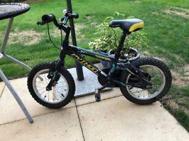 "Python Rock Bike - 12"" wheels Childrens Bike"