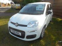 Fiat, PANDA, Hatchback, 2015, Manual, 1242 (cc), 5 doors. FSH, Full MOT, Warranty Included.