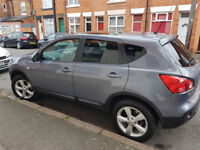 NISSAN QASHQAI 2009 1.6 PETROL EXCLUSIVE VERSION PAN ROOF LEATHER !!!!!