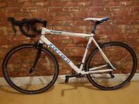 Carrera Virtuoso 2015. 54cm Road Bike. Carbon Forks. RRP 500. Excellent Condition