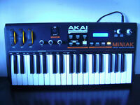 Akai Miniak Synth