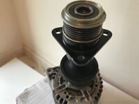 FORD TRANSIT CONNECT ALTERNATOR AND FREEWHEEL CLUTCH.