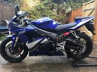 Yamaha R6 5sl 2005 8k Warranted Miles, Hpi clear, 1 Year Mot, FSH, Immaculate Condition