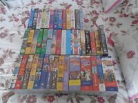 48 Only Fools And Horses. One Foot in the Grave, Black Adder & other video tapes