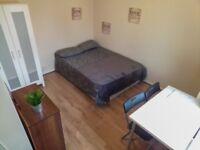 Stylish Double Room Available in Highbury and Islington