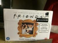 Friends dvd complete brand new