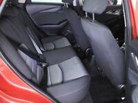MAZDA CX-3 1.5D SE-L 5DR (red) 2015